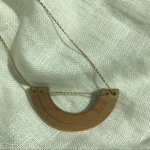 Jewelry - Handmade in Philadelphia: wood necklace